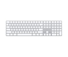 Клавиатура Apple Magic Keyboard with Numeric Keypad - Silver (MQ052)